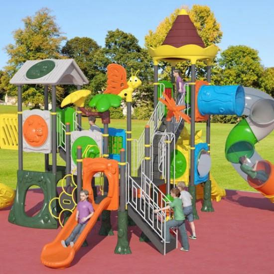 Poliüreten Çocuk Parkı